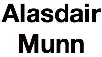 Alasdair Munn